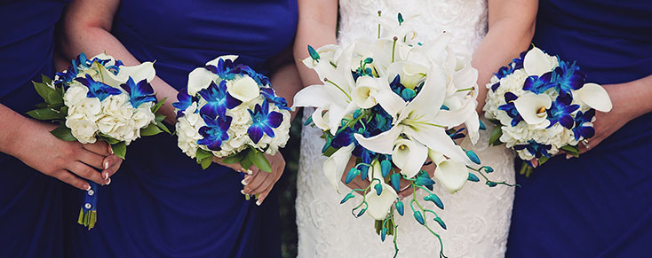 Wedding Flowers by Morningside Florist