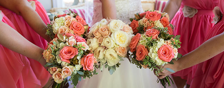Visit our Wedding Gallery today to see examples of how our wedding florist can make your dreams come true.
