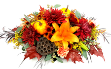 Thankful Sunrise Centerpiece