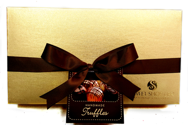Large box of Hand-made Truffles