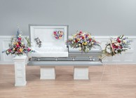 Colorful Funeral Package